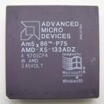 AMD X5 133